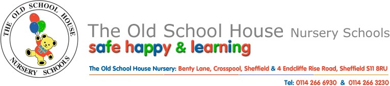 The Old School House NurseryLogo